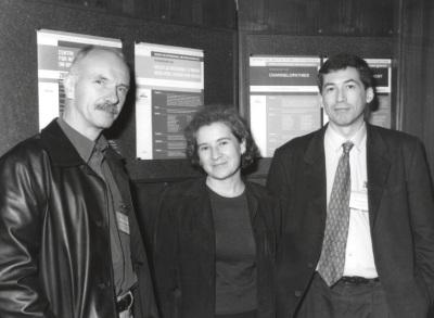 Ulrich Koszinowski, Margarita del Val y Antonio Alcamí. Workshop Molecular Mechanisms of Immune Modulation Lessons from Viruses