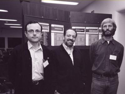 Antonio Ferrer-Montiel, Juan Lerma y Thomas J. Jentsch. Workshop Channelopathies