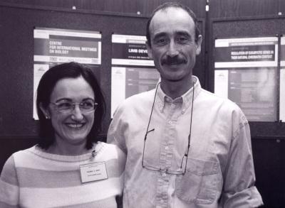 María A. Ros y Denis Duboule. Workshop Limb Development