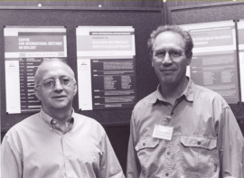 Francisco Sánchez Madrid y Alan Rick Horwitz. Workshop Regulation and Functional Insights in Cellular Polarity, 2002