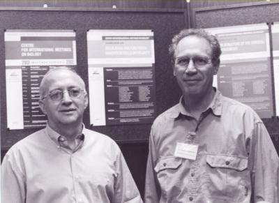 Francisco Sánchez Madrid y Alan Rick Horwitz. Workshop Regulation and Functional Insights in Cellular Polarity