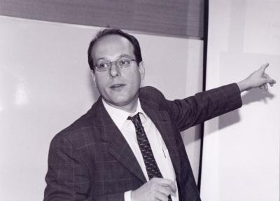 Giuseppe Bertola. Profesor de seminario. Curso 2001-02