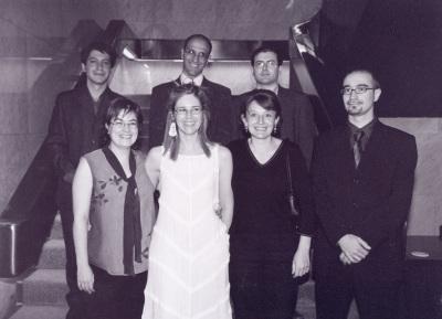 Santiago Pérez-Nievas, José Remo Fernández, Francisco Herreros Vázquez, Rosalía Mota, Antonia María Ruíz Jiménez, Covadonga Meseguer Yebra y Manuel Jiménez Sánchez. Doctores en Ciencias Sociales