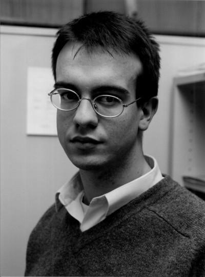 Alvaro Martínez Pérez. Estudiante. Curso 2002-03