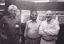 Michael Karin, Inder M. Verma y Jorge Moscat. Workshop Control of NF-KB Signal Transduction in Inflammation and Innate Immunity, 2002