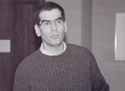 Fernando Limongi. Profesor de seminario. Curso 2002-03