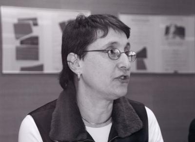 Miriam Golden. Profesora de seminario. Curso 2002-03