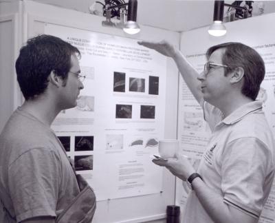 Tom Curran y Daniver Morales. Workshop Development Mechanisms in Vertebrate Organogenesis