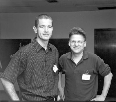 Seppo Vainio y Olivier Pourquie. Workshop Development Mechanisms in Vertebrate Organogenesis