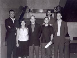 Victor Lapuente Giné, Elna Roig Madorrán, Javier Alcalde Villacampa, David Llorente Sánchez, Héctor Cebolla Boado y Alfonso Egea de Haro. Maestros en Ciencias Sociales, 2003