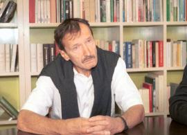 Rof M. Zinkernagel. Rueda de Prensa Células dentríticas biología y aplicaciones terapeúticas, 2003