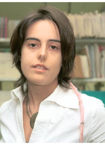 Laura Cabeza Pérez. Estudiante. Curso 2003-04