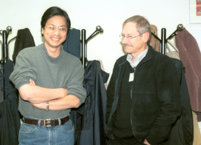 Sheng Yang He y Alan Collmer. Workshop Finding the Way Out Protein Traffic in Bacteria