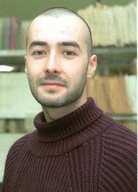 Gonzalo Rivero Rodríguez. Estudiante. Curso 2003-04, 2003