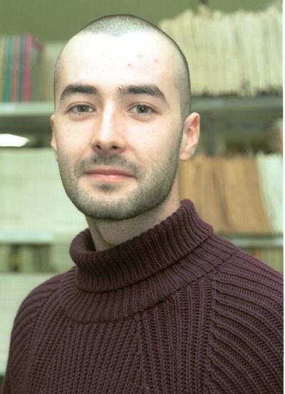 Gonzalo Rivero Rodríguez. Estudiante. Curso 2003-04