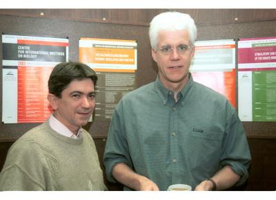 Juan Miguel Redondo y Ericn Olson. Workshop The Calcium/Calcineurin/NFAT Pathway Regulation and Function
