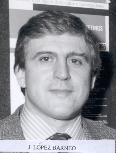 José López-Barneo.