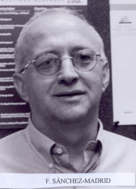 Francisco Sánchez Madrid. , 2004