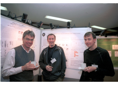 Peter Parham, Gary P. Brooke y Simon Kollnberger. Workshop Stimulatory and Inhibitory Receptors of the Innate Immune System