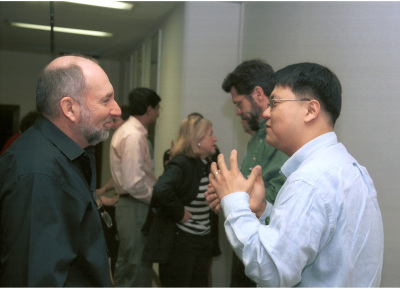 Stephen C. West y Kyungstae Myung. Workshop Molecular Cross Talk Among Chromosome Fragility Syndromes