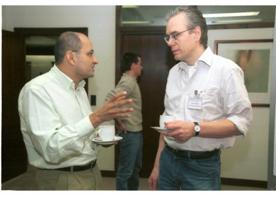 K.J. Patel y Hein Te Riele. Workshop Molecular Cross Talk Among Chromosome Fragility Syndromes