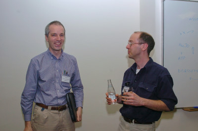 Harvey T. McMahon y David J. Owen. Workshop Molecular Mechanisms of Vesicle Selectivity