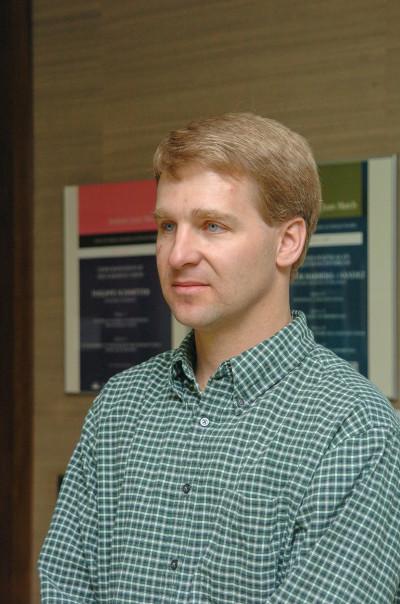 John Huber. Profesor de seminario. Curso 2003-04