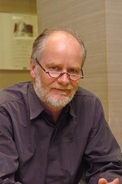 Michael Laver. Profesor de seminario. Curso 2003-04