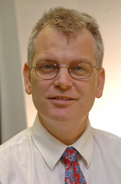 John Londregan. Profesor de seminario. Curso 2003-04