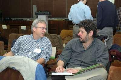 Stephen Cohen y Philip Bgachy. Workshop Interpreting Hedgehog-Gli Signalling