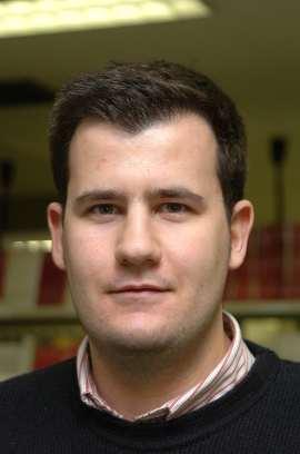 Pedro Riera Sagrera. Estudiante. Curso 2004-05, 2004