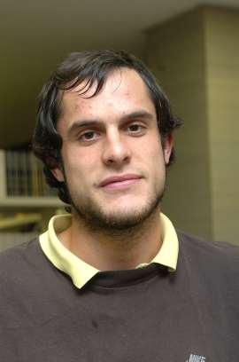 Alfonso Echezarra de Gregorio. Estudiante. Curso 2004-05, 2004