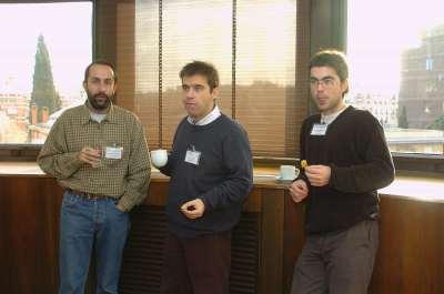 Pedro A. San-Segundo, Sergio González-Barrera y Félix Prado. Workshop Recombinational D Repair and its Links with D Replication and Chromosome Maintenance