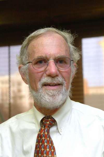 David Laitin. Profesor de seminario. Curso 2004-05