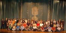 Acto de fin de curso del Centro de Estudios Avanzados en Ciencias Sociales (CEACS), 2005