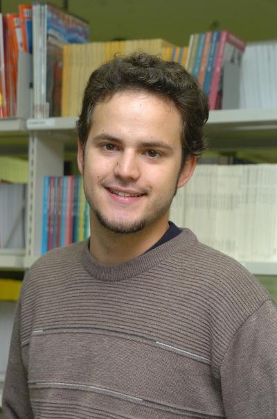 Albert Falcó Gimeno. Estudiante. Curso 2005-06