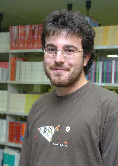 Pablo A. Fernández Vázquez. Estudiante. Curso 2005-06