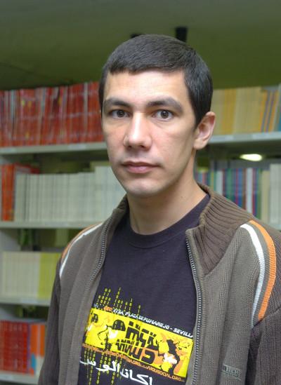 Raúl Gómez Martínez. Estudiante. Curso 2005-06