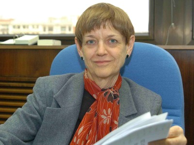 Barbara Stallings. Profesora de seminario. Curso 2005-06