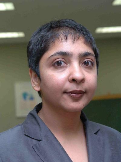 Kanchan Chandra. Profesora de seminario. Curso 2005-06
