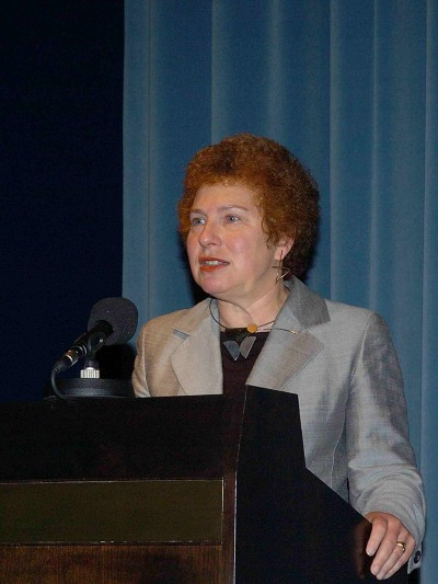 Margaret Levi. Profesora de curso. Curso 2001-02