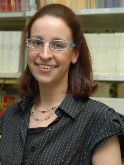 Marta Seiz Puyuelo. Estudiante. Curso 2006-07