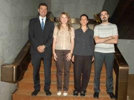Victor Lapuente Giné, Dulce Manzano Espinosa, Gracia Trujillo Barbadillo y Abel Escribà Folch. Doctores en Ciencias Sociales, 2007