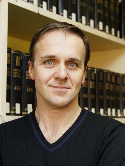 Simon Jackman. Profesor de curso.