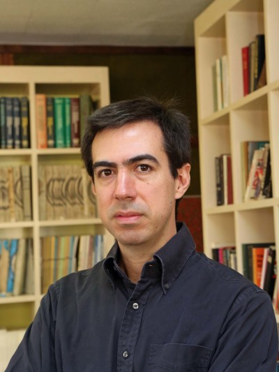 Julio Ríos. Profesor de seminario.