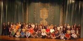 Acto de fin de curso del Centro de Estudios Avanzados en Ciencias Sociales (CEACS), 2012
