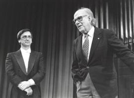 Alejandro Zabala y Xavier Montsalvatge. Homenaje a Xavier Montsalvatge en su 80 Aniversario, 1992
