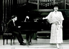Alejandro Zabala y Atsuko Kudo. Homenaje a Xavier Montsalvatge en su 80 Aniversario, 1992