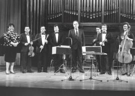 Tomás Marco, Grupo Koan y José Ramón Encinar. Homenaje a Tomás Marco, 1992