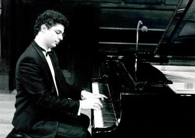 Leonel Morales. Concierto-Homenaje a Antón García Abril